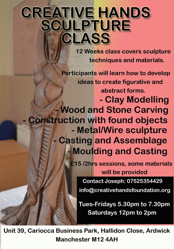 Sculpture course 2